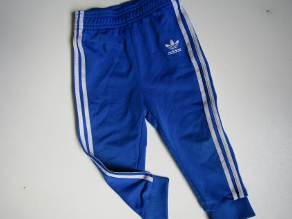 Chlapecké sportovní kalhoty- ADIDAS... VEL-86