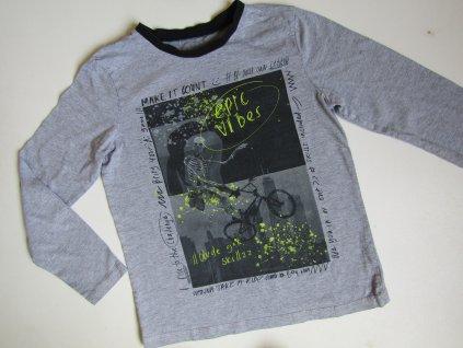 Chlapecké tričko- GEORGE... VEL-152