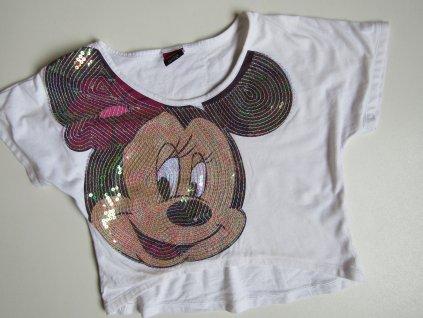 Dívčí tričko- GEORGE... VEL-134-140