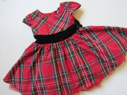 Dívčí slavnostní šaty- DUNNES STORES- NOVÉ... VEL-62-68