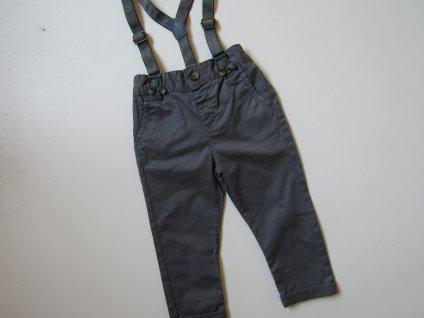 Chlapecké kalhoty- NOVÉ... VEL-80-86