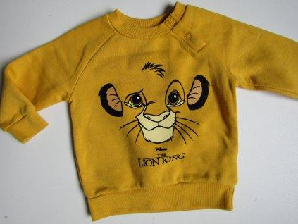 Chlapecká mikina- DISNEY... VEL-74