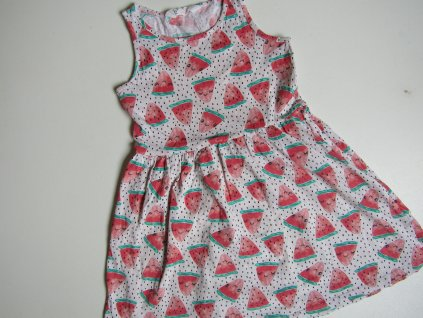 Dívčí šaty- H&M... VEL-110-116