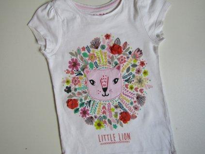 Dívčí tričko- NUTMEG... VEL-110-116