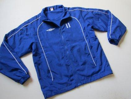 Chlapecká sportovní bunda- UMBRO... VEL-146