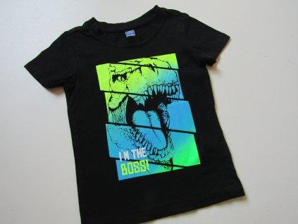 Chlapecké tričko- DOPODOPO... VEL-98-104