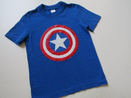 Chlapecké tričko... VEL-122-128