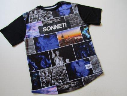 Chlapecké sportovní tričko- SONNETI...VEL-128-140