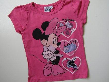 Dívčí tričko- DISNEY... VEL-104