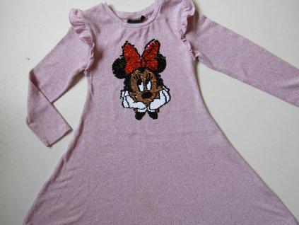 Dívčí šaty- DISNEY... VEL-122-128