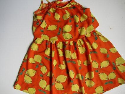 Dívčí šaty- GIRL...  VEL-134-140