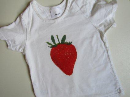 Dívčí tričko- kratší- NOVÉ... VEL-122-128
