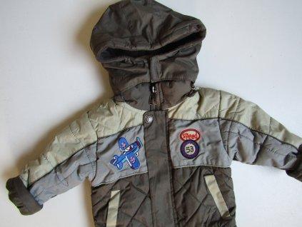 Chlapecká zimní bunda- BABY... VEL-74