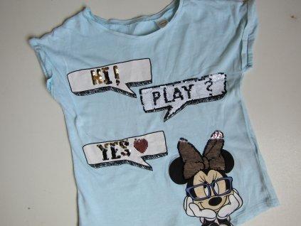 Dívčí tričko- DISNEY... VEL-134
