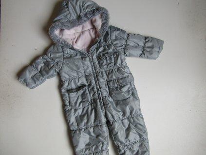 Dívčí zimní kombinézka... VEL-80