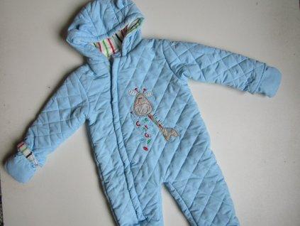 Chlapecká zimní kombinéza-BABY... VEL-86-92