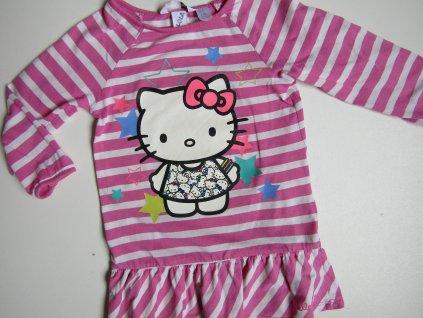 Dívčí  šatky- HELLO KITTY... VEL-80-92