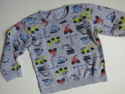 Chlapecká  mikina- ARSOLINO.... VEL-86