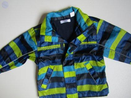 Chlapecká bunda- podzim/jaro- BABY... VEL-86