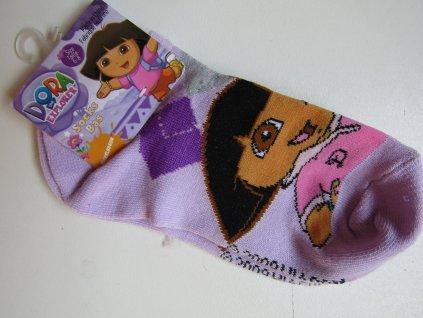 Dívčí ponožky- DORA.-NOVÉ... VEL-116-128