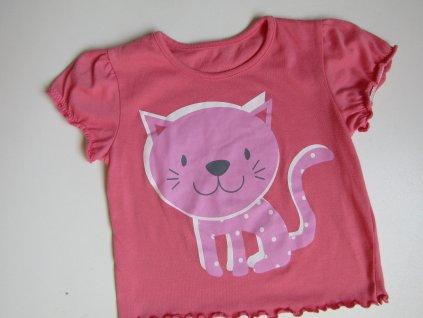 Dívčí tričko- LOVE... VEL-104-110