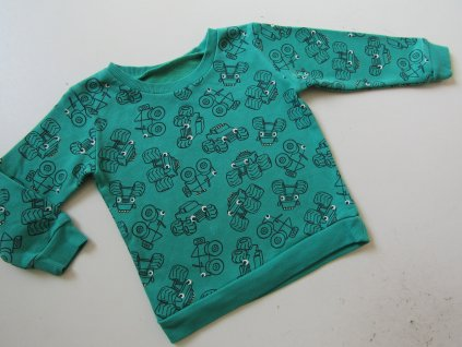 Chlapecká mikina- DUNNES STORES... VEL-80-86