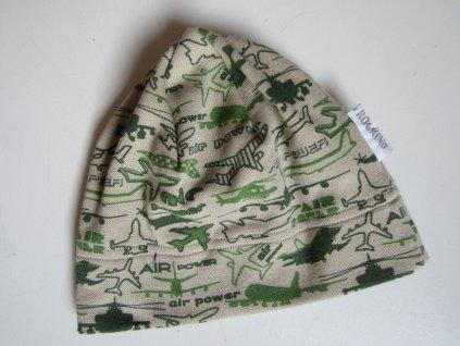 Chlapecká čepice- H&M... VEL-80-92