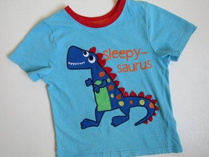 Chlapecké tričko- GEORGE... VEL-110-116