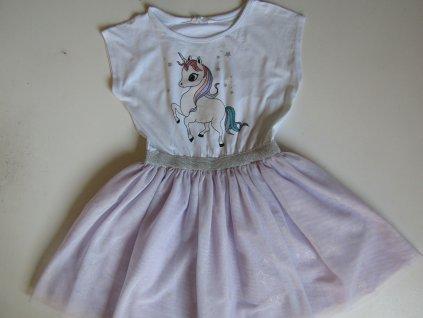Dívčí šaty-H&M... VEL-134-140