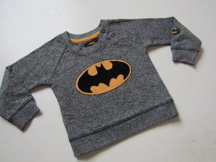 Chlapecká mikina- BATMAN... VEL-74