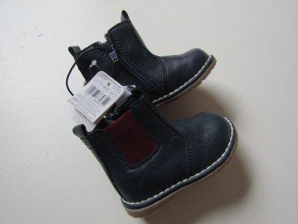 Chlapecké boty- NOVÉ... VEL-19