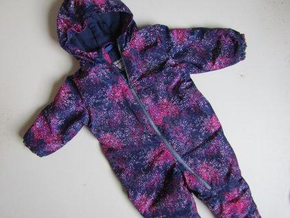 Dívčí zimní kombinéza- LUPILU... VEL-80-86
