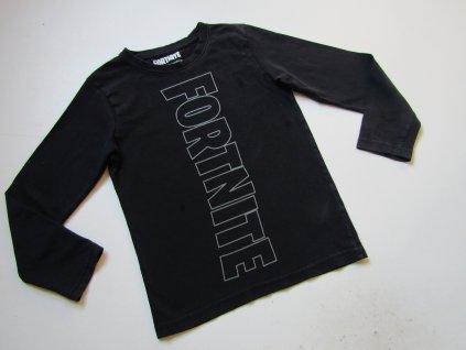 Chlapecké tričko- FORTNITE... VEL-140