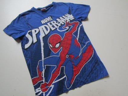 Chlapecké tričko- SPIDERMAN... VEL-146-152