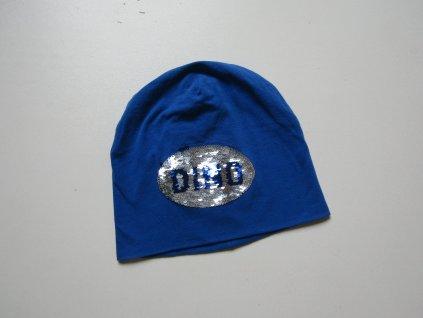 Chlapecká bavlněná čepice- DINO... VEL-134-158