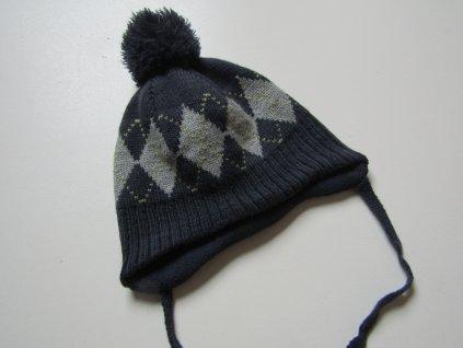 Chlapecká čepice- H&M... VEL-80-86