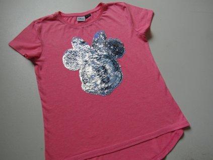 Dívčí tričko -DISNEY... VEL-146-152