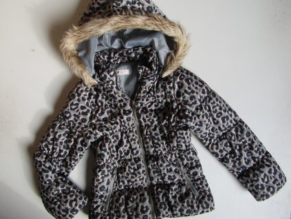 Dívčí zimní bunda- H&M.. VEL-134