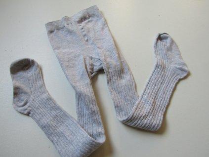 Dívčí elastické punčocháče- PRIMARK-NOVÉ... VEL-92-98