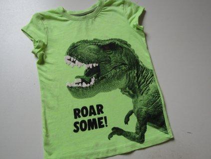 Chlapecké tričko- KIKI&KOKO... VEL-110-116