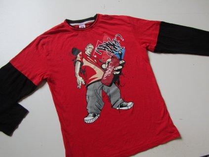 Chlapecké tričko- C&A... VEL-146-152