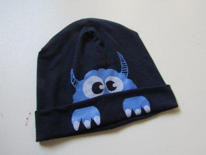 Chlapecká bavlněná čepice... VEL-116-140