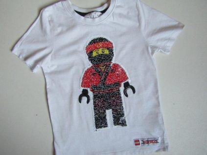 Chlapecké tričko- H&M... VEL-122-128