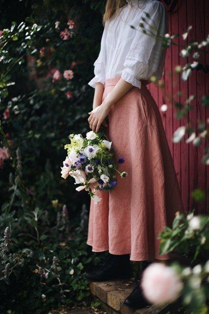 Dlhá dámska sukňa (VIAC FARIEB)