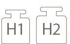 H1-H2