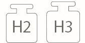 tuhost H2 H3
