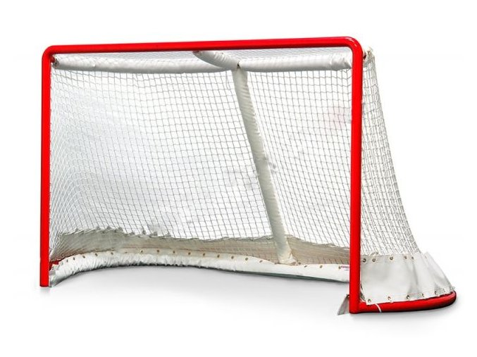 Chrániče podpěr proti odrážení puků - do branky na lední hokej - kompletní sada