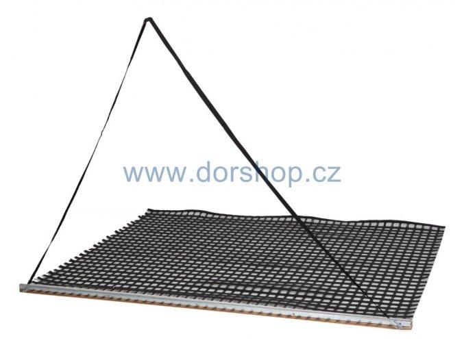 Síťovačka na úpravu tenisových dvorců DOR-SPORT EXTRA 180x150 cm