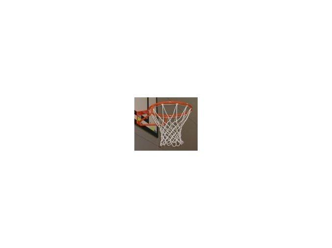 Basketbalová síť (síťka), 4 mm, PA