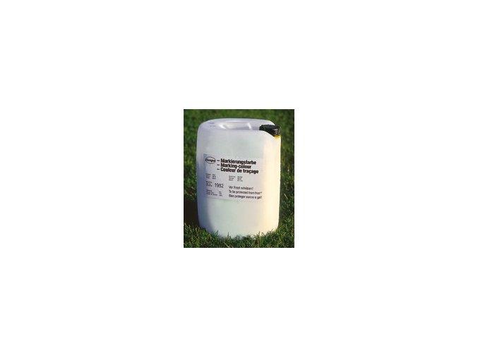 Značkovací barva pro lajnovačky 20 kg